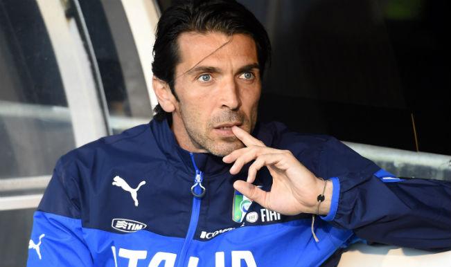 Gianluigi Buffon and A...
