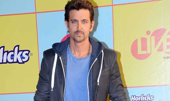 Hrithik Roshan visits Disneyland with sons Hrehaan and Hridhaan