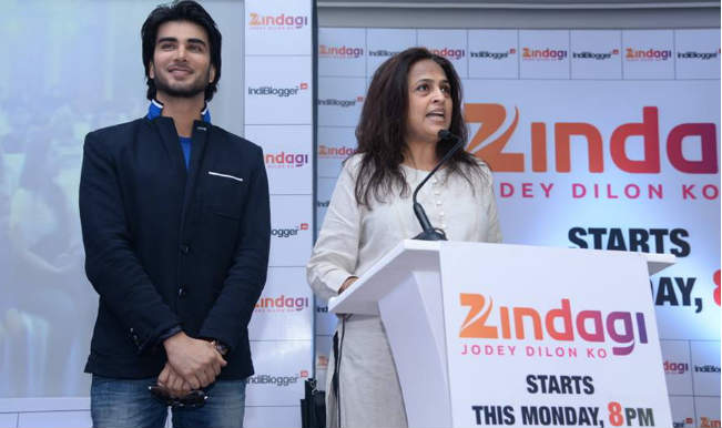 Zee launches new channel 'Zindagi' with serials from