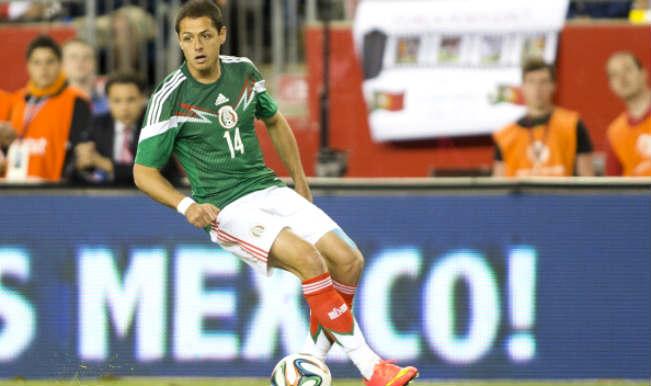 Javier Hernandez_Mexico
