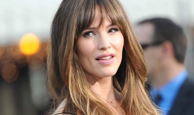 Jennifer Garner, a patient wife!