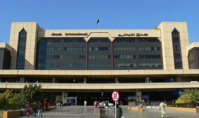 Karachi International airport
