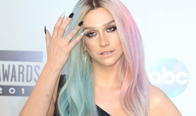 Kesha finds her boyfriend 'really sweet'