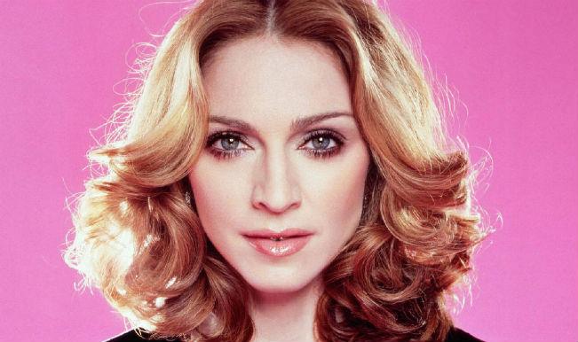 Madonna bashes some random driver!