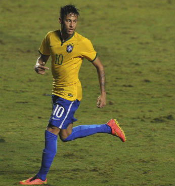 Neymar Get Profile Career Statistics Records Latest News Of Fifa World Cup 2014 Player At India Com