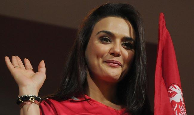 Not selling IPL stake or settling in US: Preity Zinta