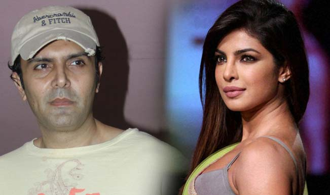 Priyanka Chopra miffed about biopic made on her, slaps legal notice on Aseem Merchant!