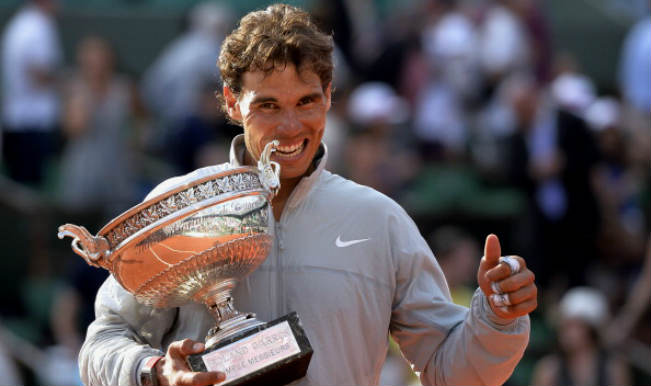 Rafael Nadal wins ninth French Open title
