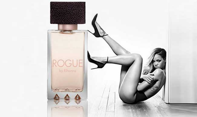 The life Rihanna nude perfume ad think, that