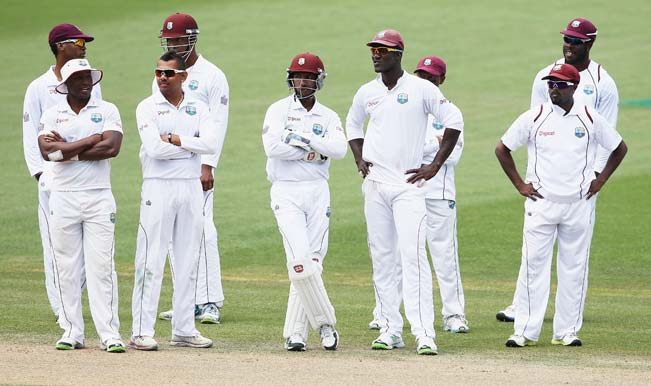 New Zealand Vs West Indies 2nd Test New Zealand Face