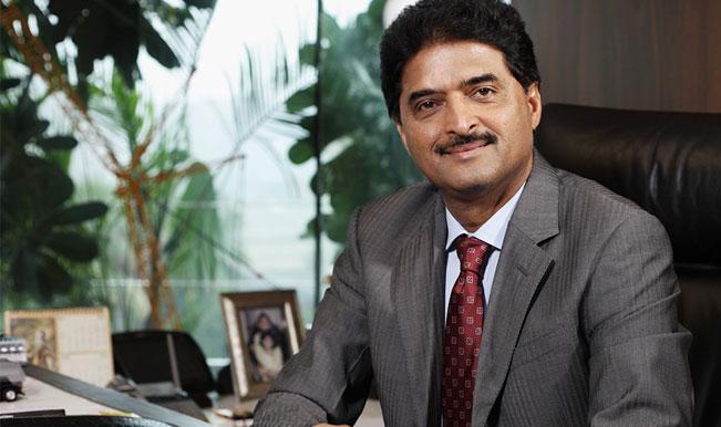 Shashi Kiran Shetty Executive Chairman Allcargo Logistics Ltd and Avvashya group