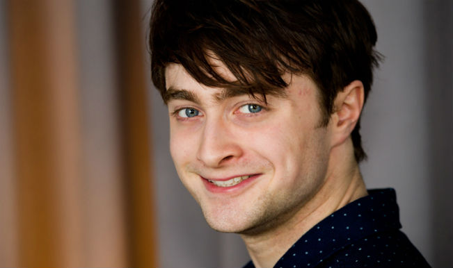 Daniel Radcliffe turned to alcohol to deal with pressure ...