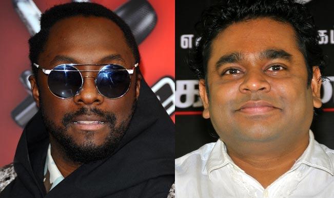 It's My Birthday: A.R Rahman's music inspires Will.i.am (video)