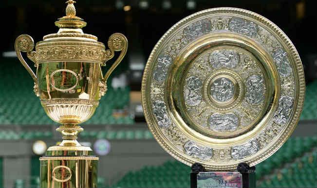 Wimbledon Championships 2014