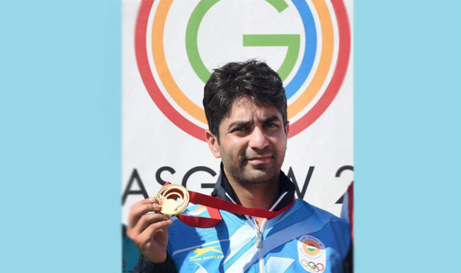 Abhinav Bindra and his tryst with gold