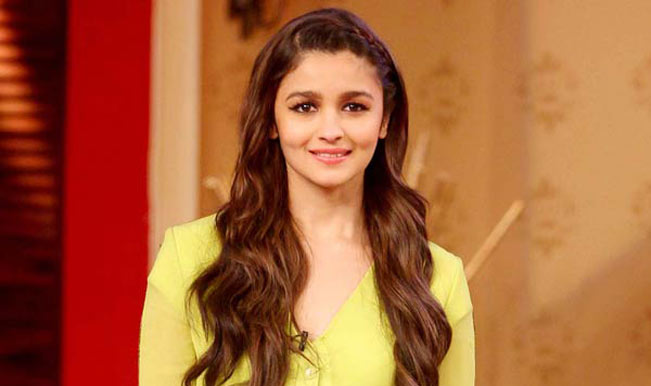 Alia Bhatt: I'd like to do serious film with my mom
