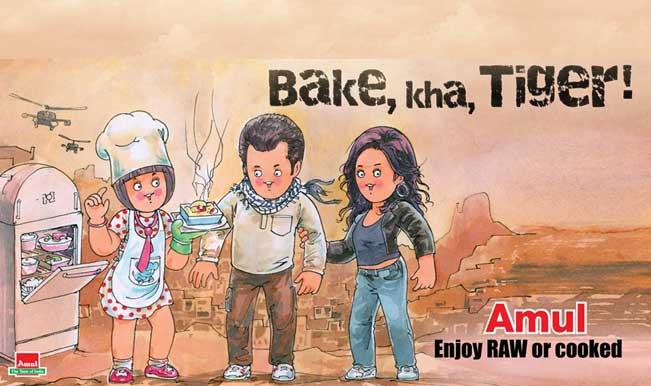 Bake, kha Tiger