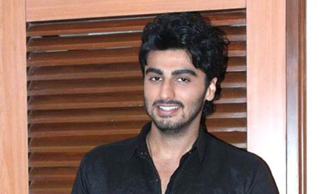 Arjun Kapoor tight-lipped about 'Revolution 2020'