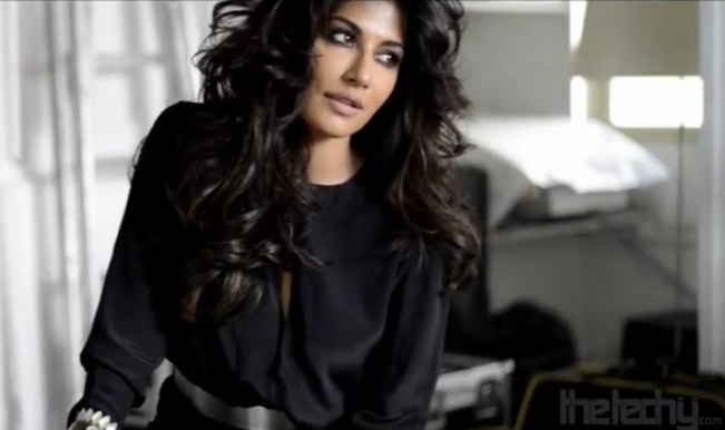 Dusky beauty Chitrangda Singh sizzles on the July cover of Exhibit Magazine