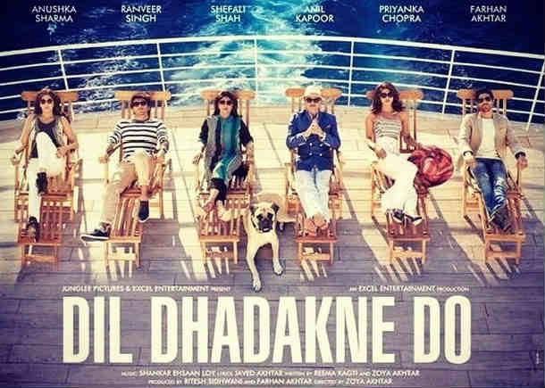 Dil Dhadakne do_Second Poster