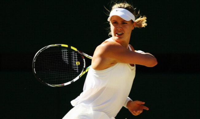 Eugenie Bouchard_Wimbledon Championships 2014 Final