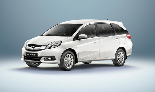 12 Seater Car Price In India >> Honda launches its 7-seater MPV Mobilio in India starting ...