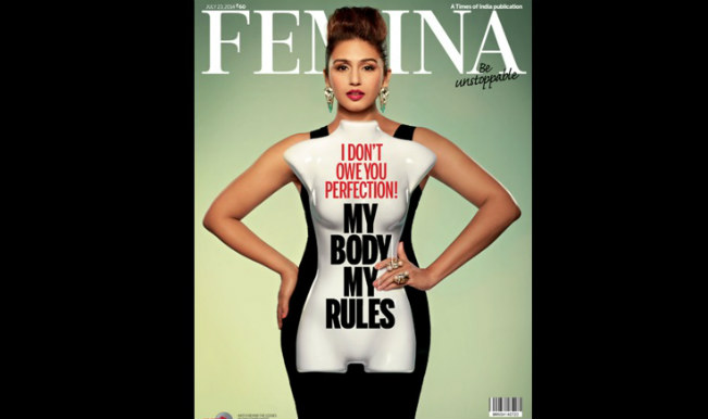 Huma Qureshi_Femina Cover