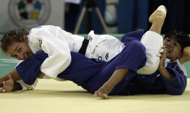Indian Judoka