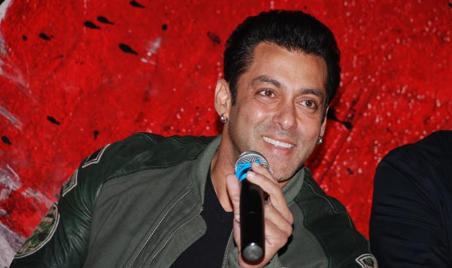 I am a bad singer, but I sing: Salman Khan