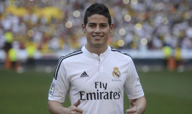 James Rodrigues_Real Madrid
