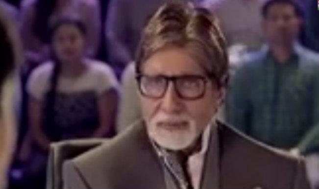 #Kohimaispartofindia: Watch 'Kaun Banega Crorepati 8' emotional teaser