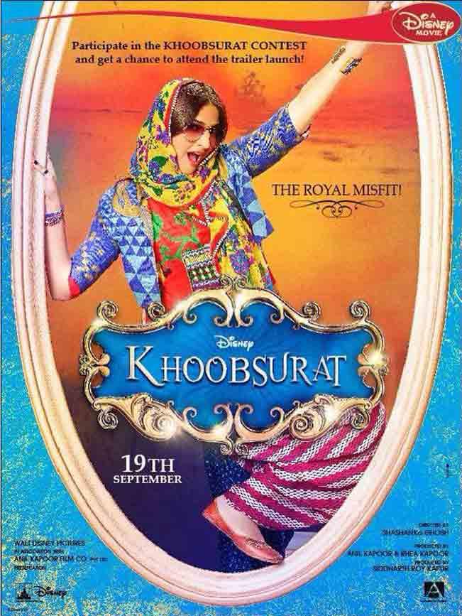 Khoobsurat_Poster1