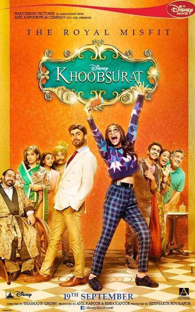 Khoobsurat_Poster2