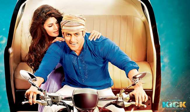 Kick box office report: Salman Khan's film enters Rs 100 crore club at the BO!