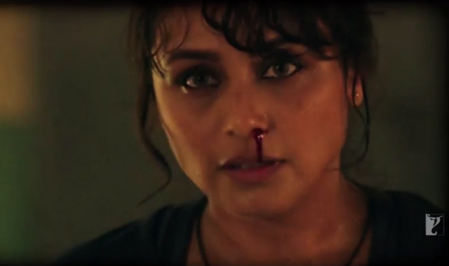 Mardaani Rani Mukherji: It's time to unlock the great strength that lies within us