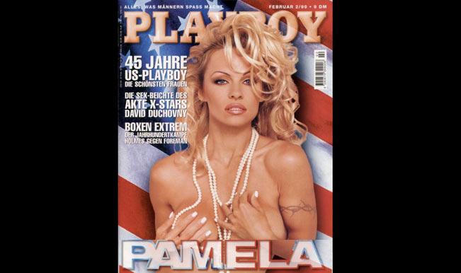 Pamela--Playboy