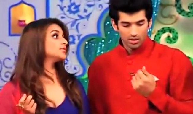 Watch Qubool Hai's Daawat-E-Eid: Parineeti Chopra, Aditya Roy Kapur shoot for special episode!