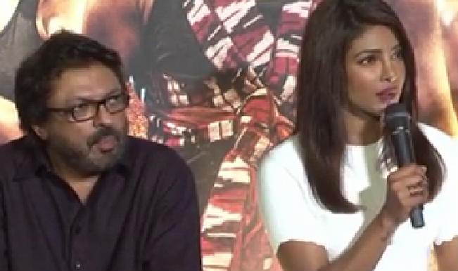 Watch: Priyanka Chopra snaps at a reporter at Mary Kom's trailer launch!