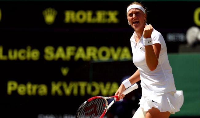 Petra Kvitova_Wimbledon 2014 Finals