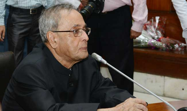President Pranab Mukherjee: Reaching out to the innovators and people
