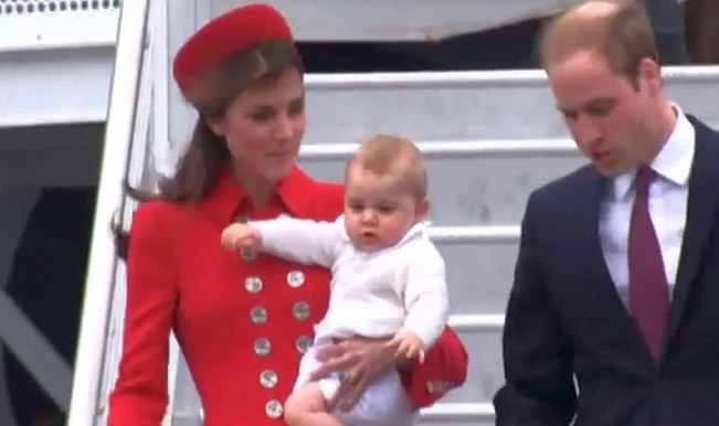 Watch Prince George's First Birthday celebrations: The cutest tour Down Under!
