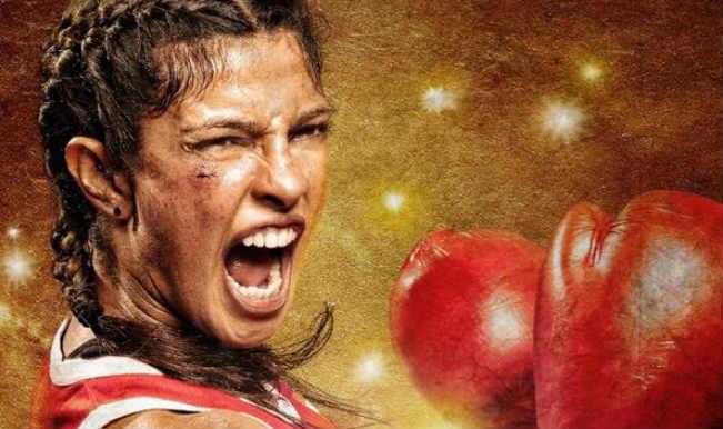 Priyanka Chopra reveals killer Mary Kom Poster 2!