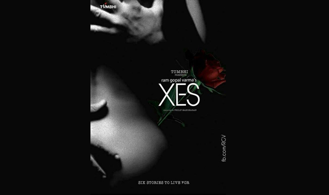 Watch XES (SEX) First Look: Ram Gopal Varma's new Hindi film in erotica