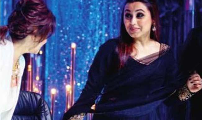 Rani Mukerji pregnant: Revealed on Jhalak Dikhhla Jaa 7!