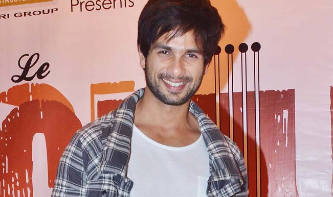 Shahid Kapoor's mantra: Anything for the craft