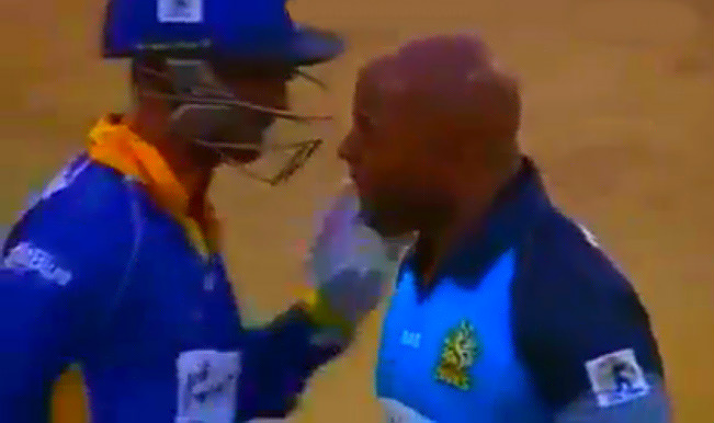 Tino Best and Shoaib Malik fined over Caribbean Premier League match altercation