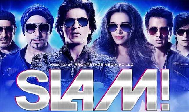 SRK's Slam the tour
