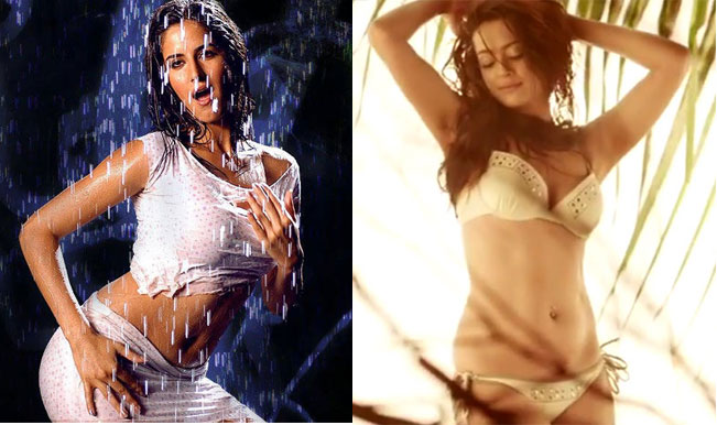 What do Katrina Kaif and Hate Story 2 hottie Surveen Chawla have in common?