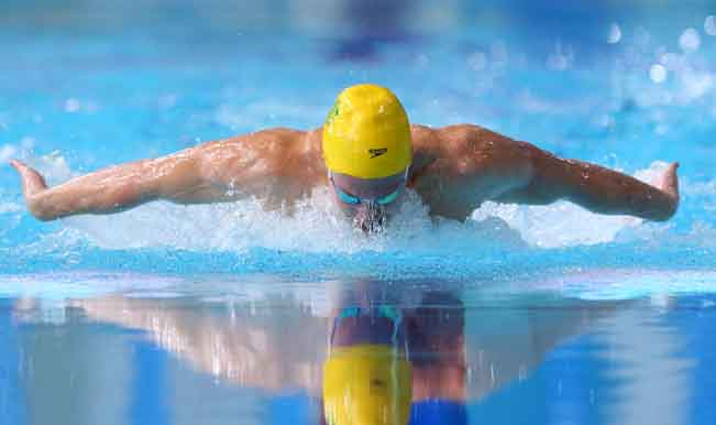 swim meet commonwealth pool
