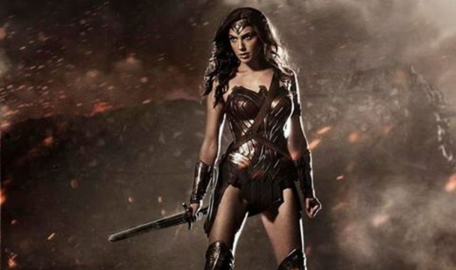 [Exclusive] First look of Wonder Woman Gal Gadot in Batman vs. Superman: Dawn of Justice